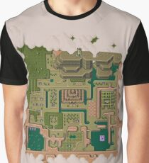 Zelda - A Link to the Past - Dark World Graphic T-Shirt