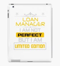 loan manager iPad Case/Skin