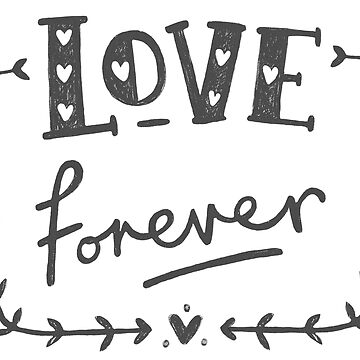 Love forever by MakeAndLive