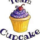 Team Cupcake by Amy-Elyse Neer
