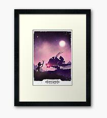 Project: Zero Dawn  Framed Print