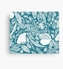 Magical nature findings Canvas Print