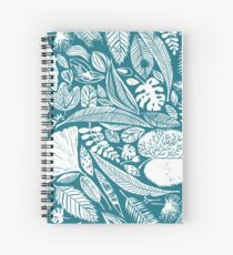 Magical nature findings Spiral Notebook