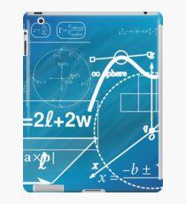 geometry help iPad Case/Skin