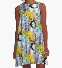 VOICE OF THE CREATOR A-Line Dress