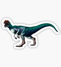 Allosaurus  Sticker