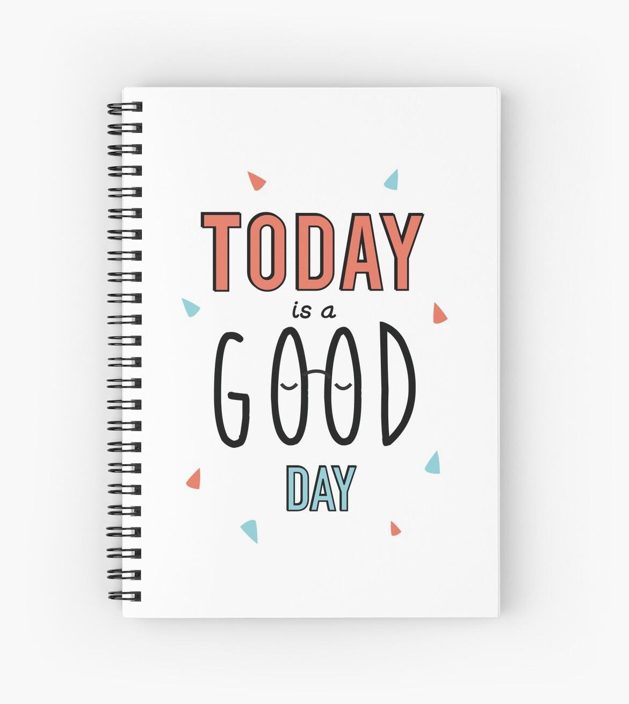 « Today is a good day! » par boumbadaboum