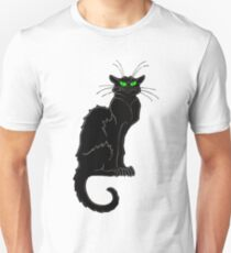 Chat noir origine T-Shirt
