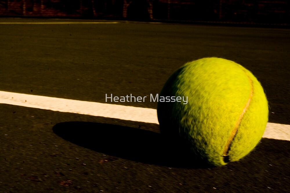 Tennis by Heather Massey