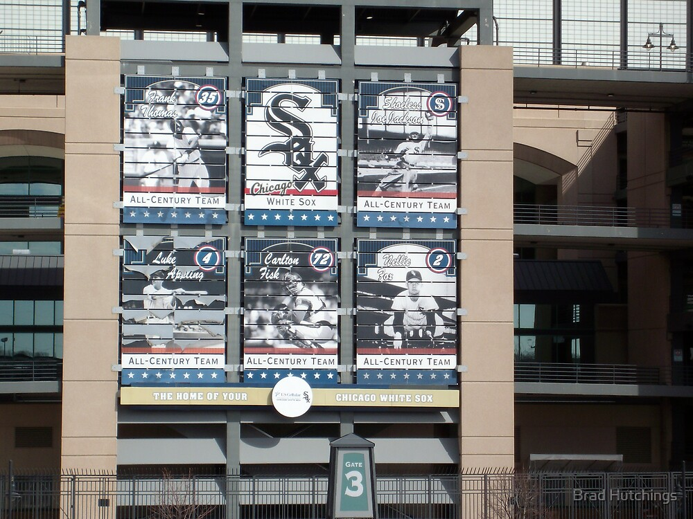 White Sox Greats...  by Brad Hutchings
