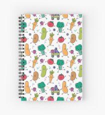 Produce Power!  Spiral Notebook