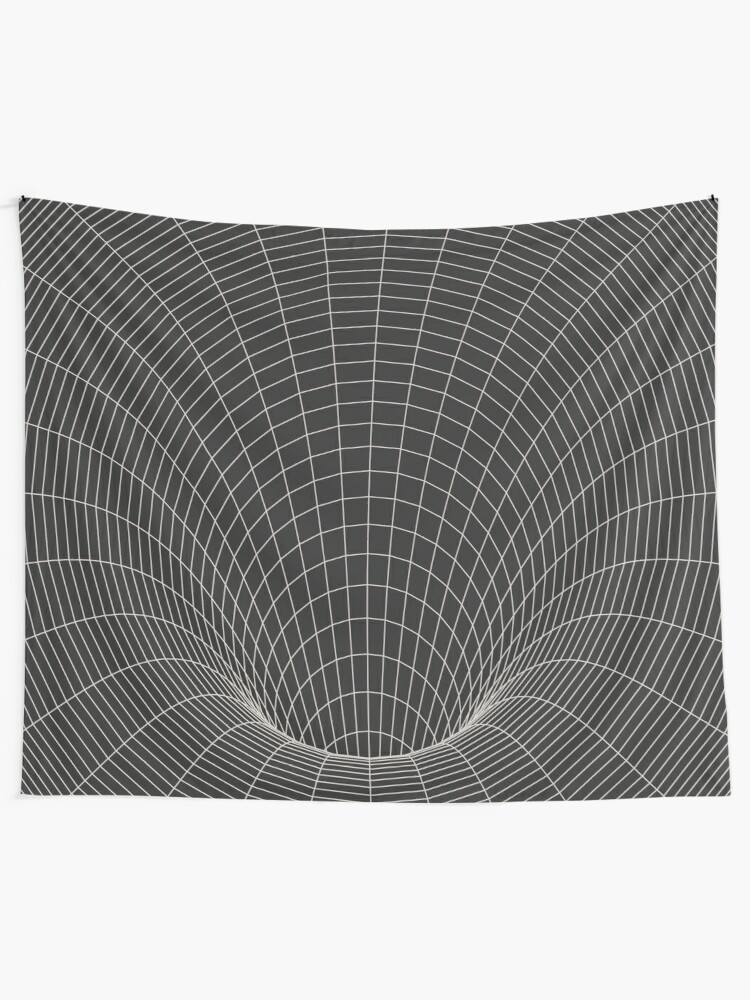 Alternate view of Event Horizon Wall Tapestry