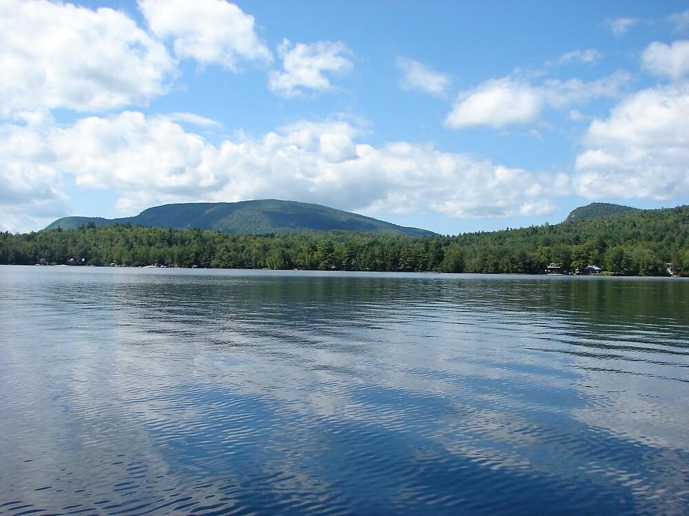 Worthley Pond, Peru Maine by ktkins34