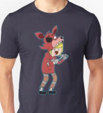 What Time Is It? Foxy Time!! T-Shirt