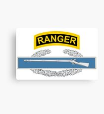 Combat Infantry Badge (CIB) Ranger Canvas Print