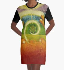 Healing of the Heart Graphic T-Shirt Dress