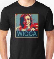 Buffy the Vampire Slayer - Willow - Obama Poster Unisex T-Shirt