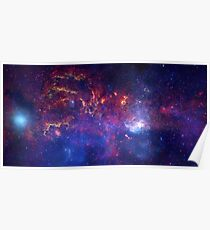 In the Heart of the Milky Way Poster
