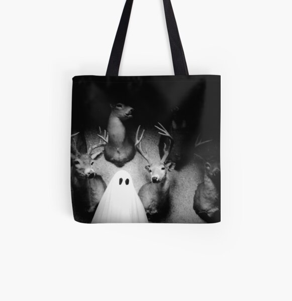 Ghost No.1 All Over Print Tote Bag