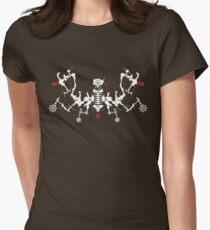 Killbot 05 - SliceNdice Womens Fitted T-Shirt