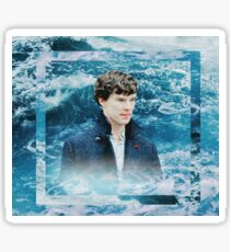 Sherlock- Infinite Ocean Sticker