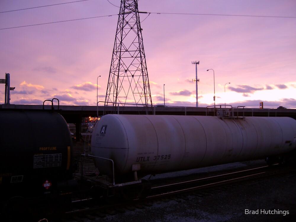 Night Train....  by Brad Hutchings