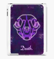 Death Tarot. iPad Case/Skin