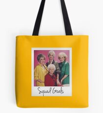 Golden Squad Goals Tote Bag