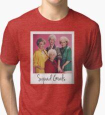 Golden Squad Goals Tri-blend T-Shirt