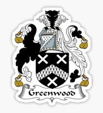 Grünholz Sticker