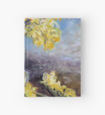Suggestion of Daffodils Hardcover Journal