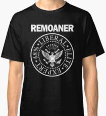 Remoaner Black Monochrome Classic T-Shirt