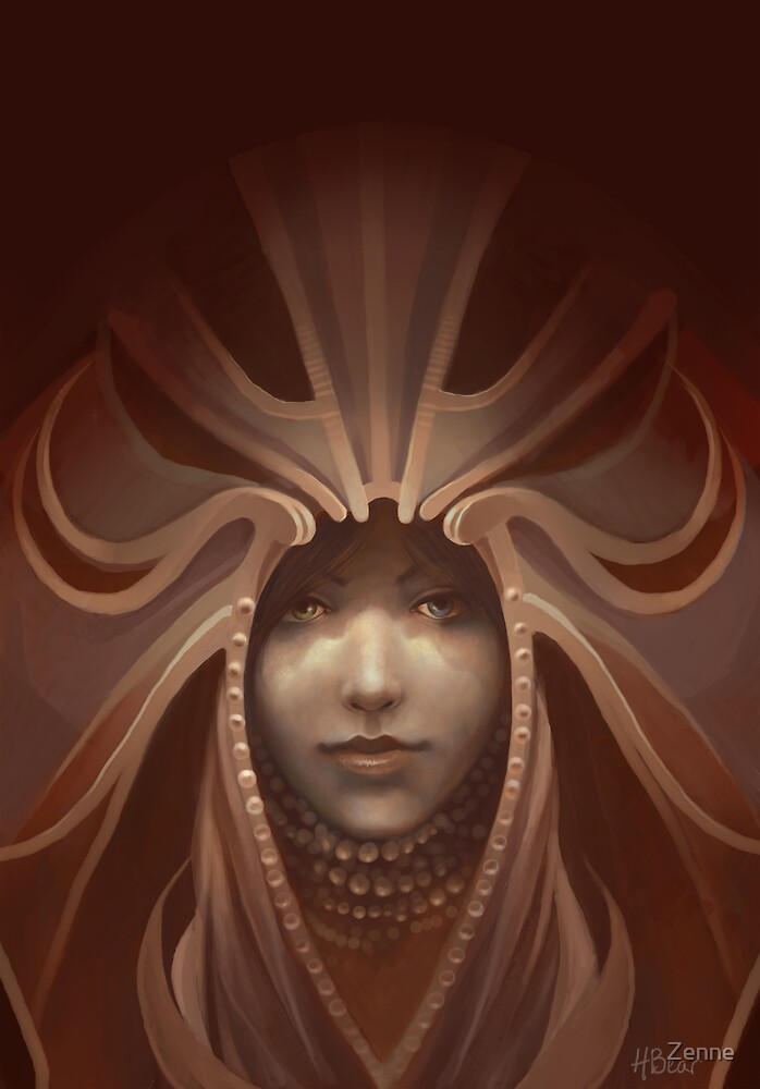 Queen by Zenne