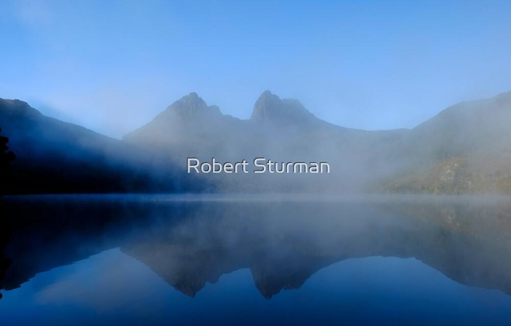 Cradle Mountain Tasmania Early Morning by Robert Sturman