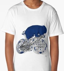 The Cyclists Long T-Shirt