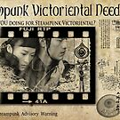 Steampunk:  Victoriental by Jon Burke
