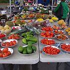 Outdoor Market, Somerset by lezvee