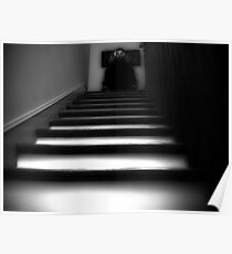 dark at the top of the stairs Poster