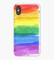 Pride Colors iPhone Case