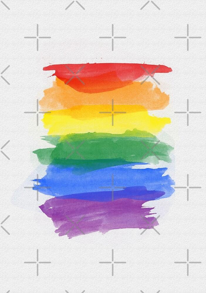 «Pride Colors» de Rubén Hoyu