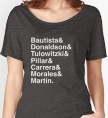 Blue Jays Top 7 Women's Relaxed Fit T-Shirt