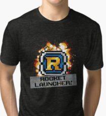 Rocket Launcher! Tri-blend T-Shirt