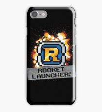 Rocket Launcher! iPhone Case/Skin