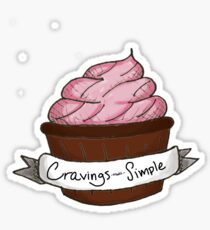 cravings made simple  Sticker