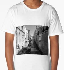 The Quiet Side of Venice Long T-Shirt