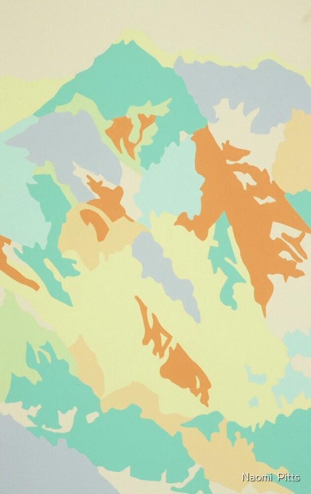 Arctic Desert 4 by Naomi  Pitts