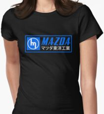 Tōyōkōgyō - MAZDA Womens Fitted T-Shirt