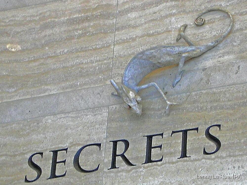Secrets by Lenny La Rue, IPA