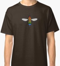 Manchester Bee, Rainbow Edition Classic T-Shirt
