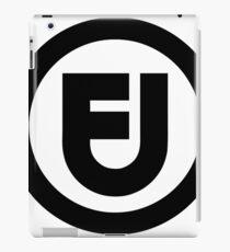 Fair use logo iPad Case/Skin